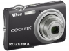 Nikon Coolpix S220 Black