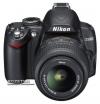 Nikon D3000 18-55II + 55-200 Kit