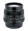 Pentax SMC FA 43mm f/ 1.9 Limited Black