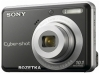 SONY DSC-W230 Black + pro duo 2Gb