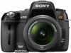 SONY DSLR-A500 + объективы 18-55 + 55-200 KIT